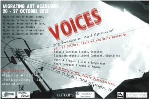 Flyer Voices